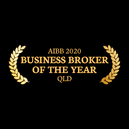AIBB Business Broker of the Year Queensland 2020