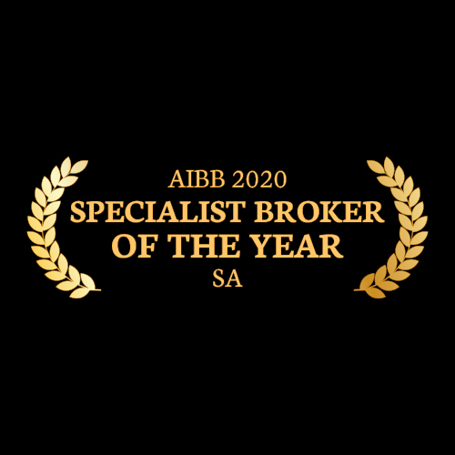AIBB Specialist Business Broker of the Year South Australia 2020