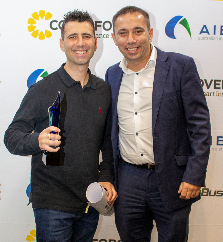 AIBB Victoria Business Broker of the Year Winner 2019
