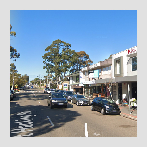 Benchmark Sydney (South)