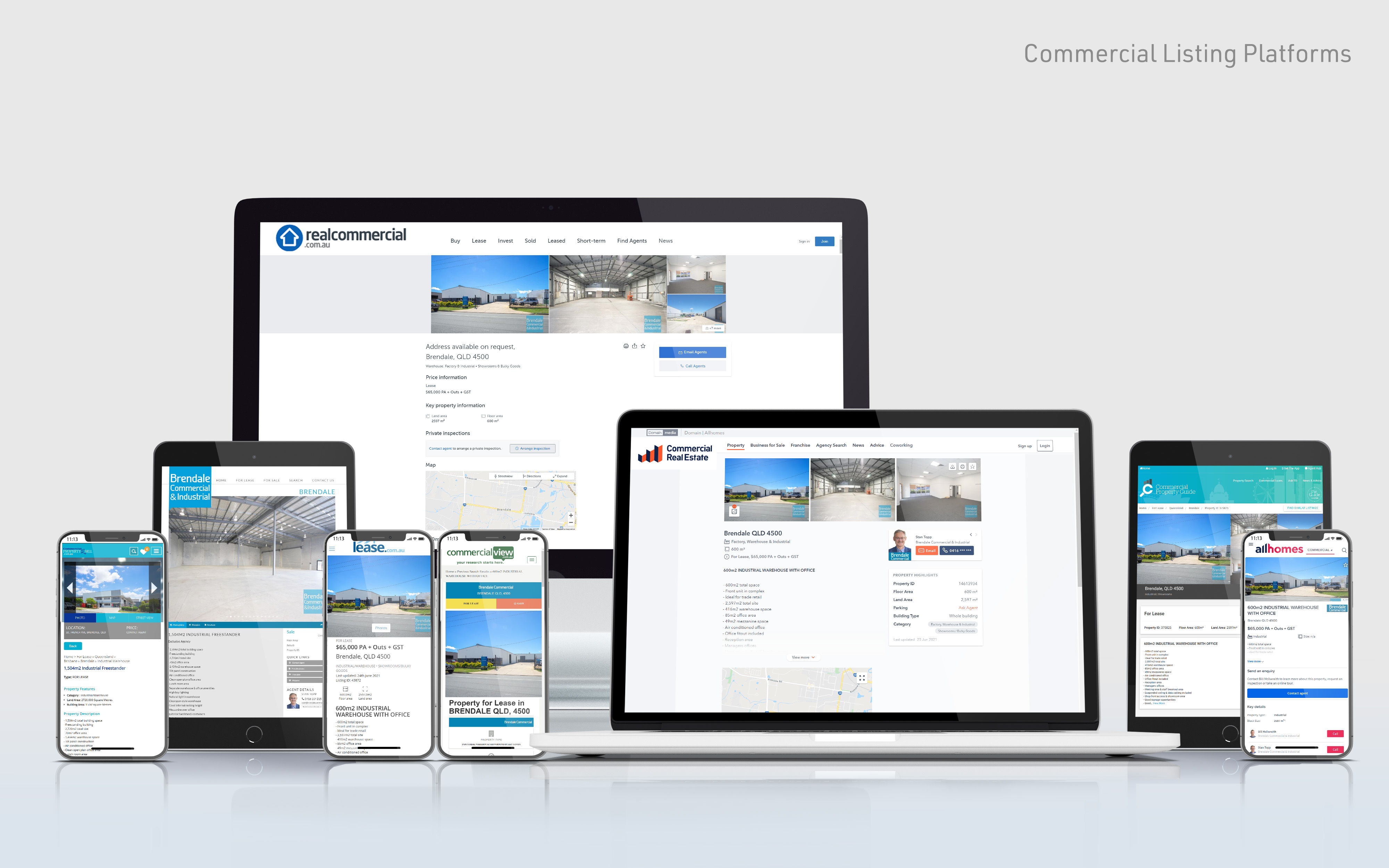Commercial Sites