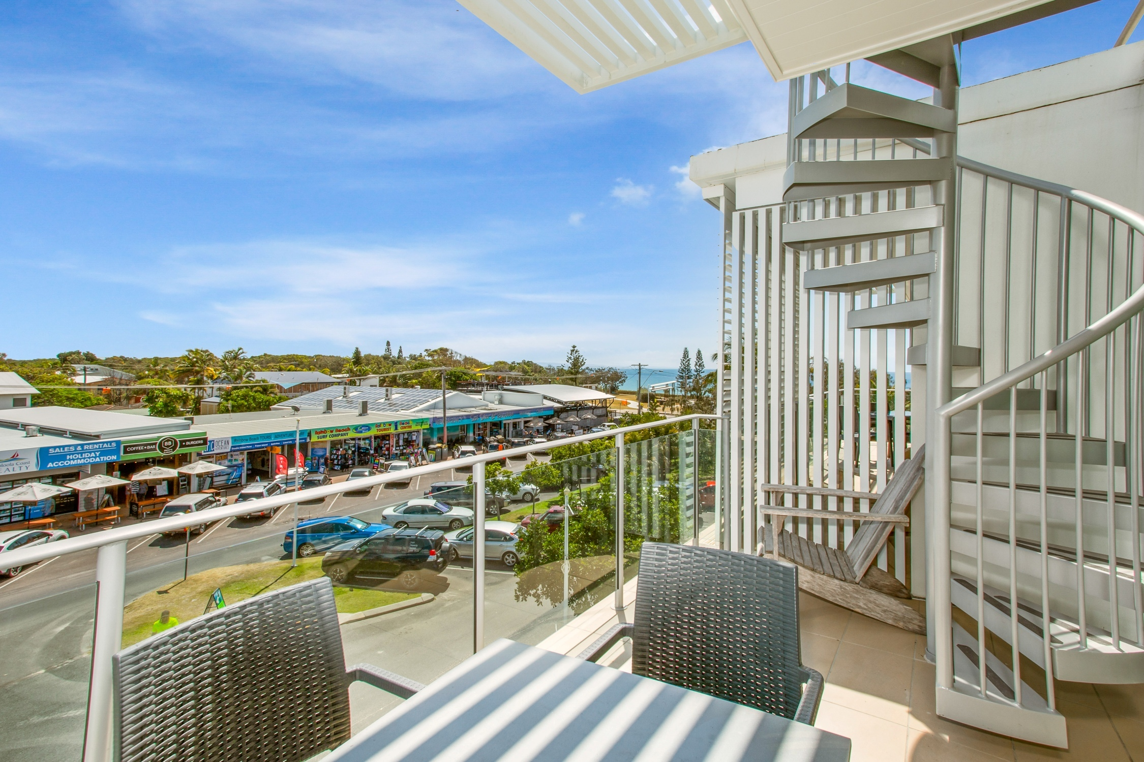 Cooloola Coast Realty - Plantation Resort Top Floor