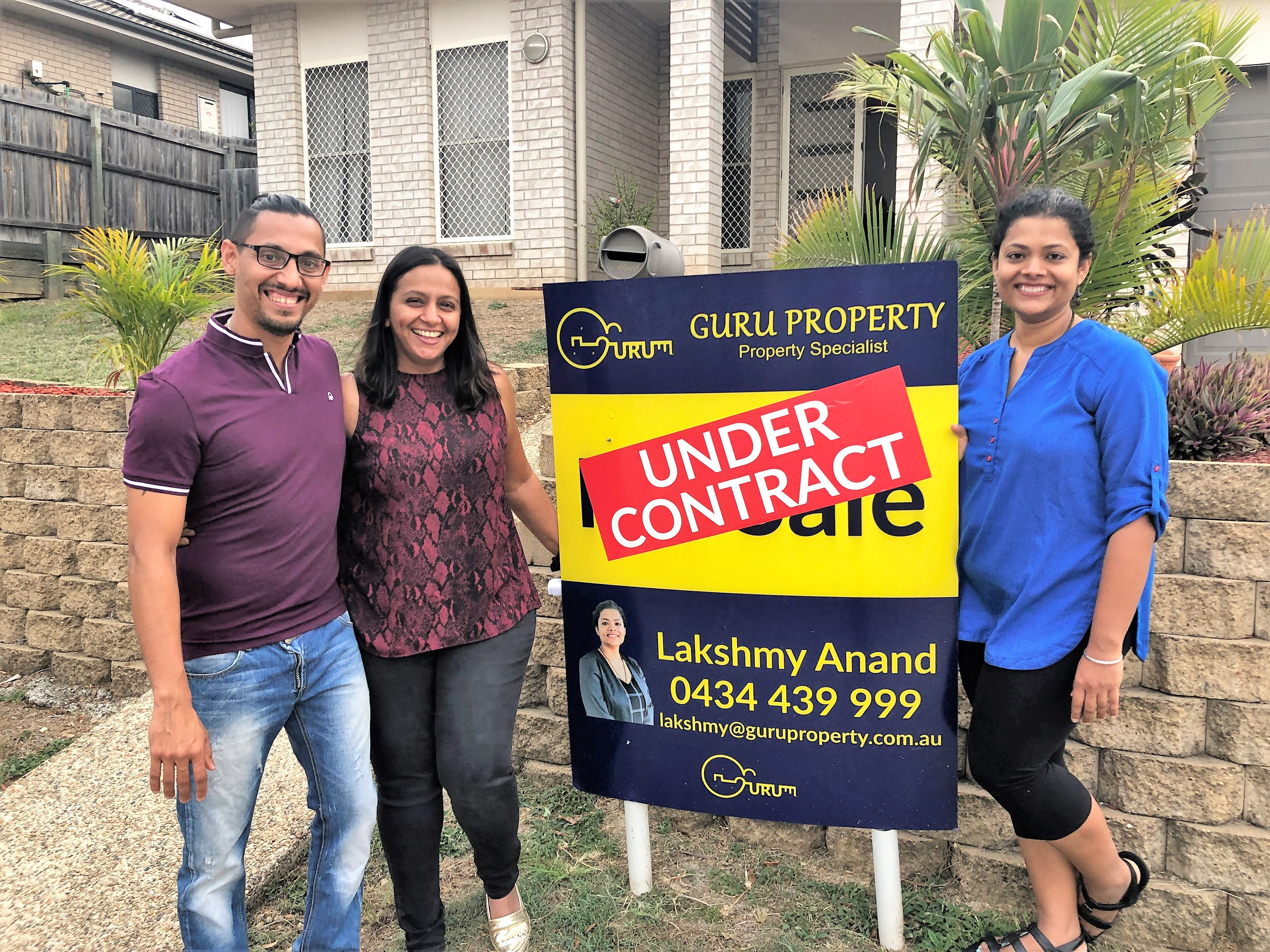 3 ParkEdge Happy Sellers