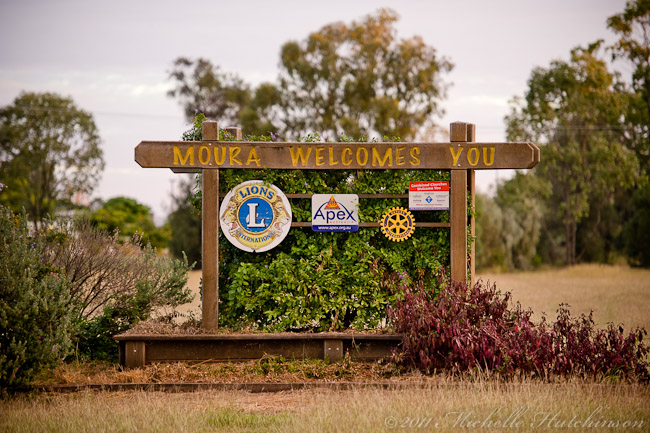 Moura Welcomes You
