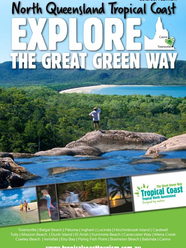 Explore The Great Green Way