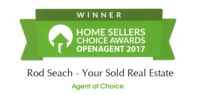 Your Sold Real Estate Home